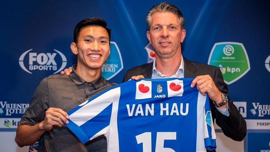 Hà Nội FC không thuyết phục được SC Heerenveen, gọi Đoàn Văn Hậu về nước