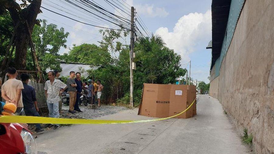 Nam công nhân rơi từ mái nhà xưởng xuống đất tử vong