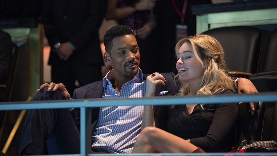 Margot Robbie bị gọi tên trong vụ ngoại tình nhà Will Smith