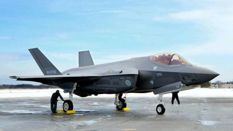 Mỹ phê duyệt bán 105 tiêm kích tàng hình F-35 cho Nhật