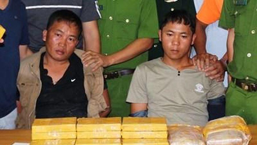 Điện Biên: Phá thành công chuyên án ma túy lớn