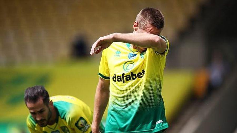 Norwich City chính thức 'báo tử' ở Ngoại hạng Anh