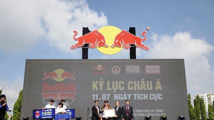 Ngày Tích cực 11/7, xác lập kỷ lục châu Á để lan tỏa năng lượng tích cực khắp Việt Nam