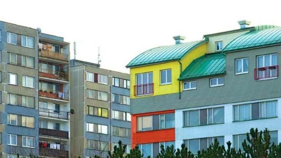 Cải tạo di sản kiến trúc nhà ở 'hộp diêm'