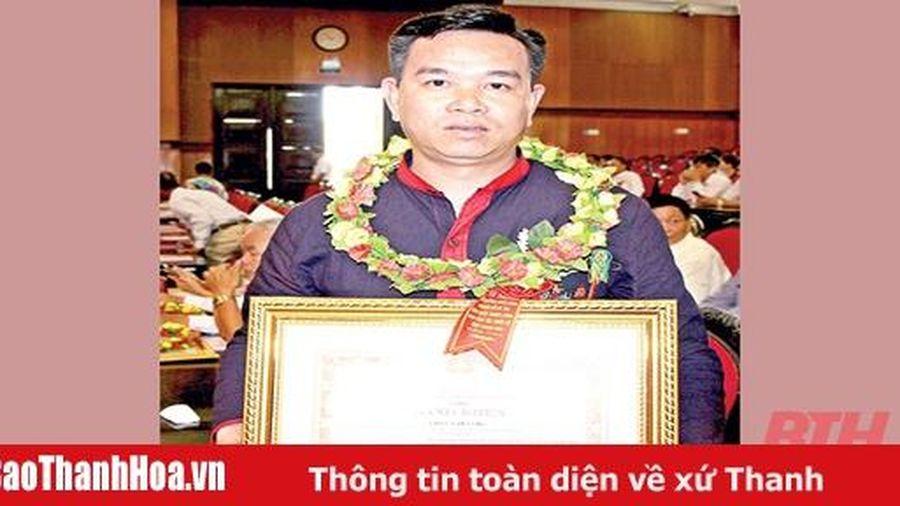 Gương chủ tịch hội nông dân tiêu biểu trong tuyên truyền, vận động Nhân dân xây dựng nông thôn mới