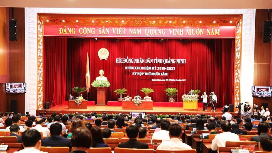 Nghị quyết sửa đổi, bổ sung một số một số giải pháp hỗ trợ kích cầu du lịch tỉnh Quảng Ninh năm 2020