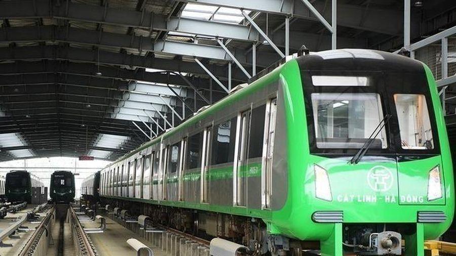 Tổng thầu Trung Quốc: 'Tuyến Cát Linh - Hà Đông vận hành vào cuối năm'