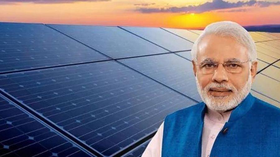 Ấn Độ vận hành siêu nhà máy năng lượng mặt trời lớn nhất châu Á