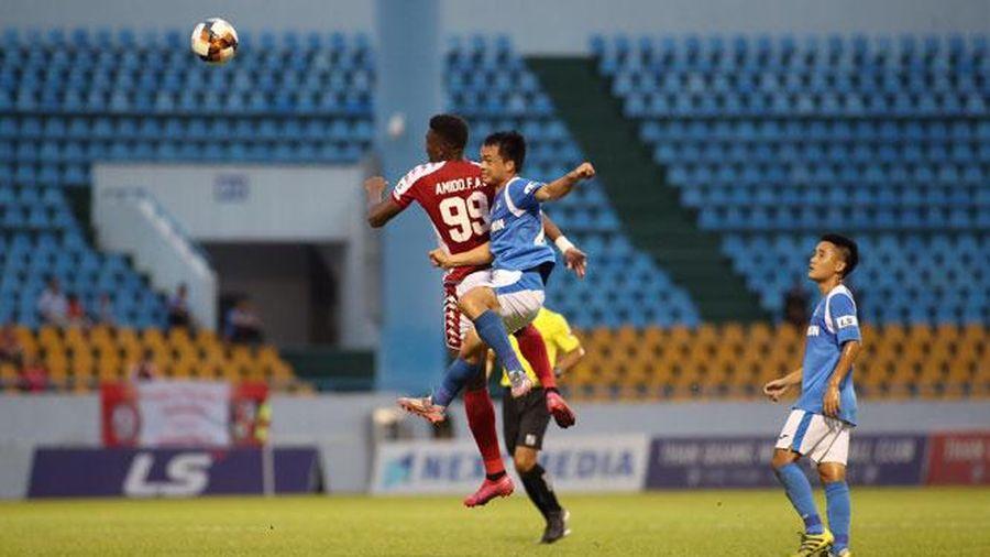 Thành phố Hồ Chí Minh thắng thuyết phục 3-0 trước Than Quảng Ninh