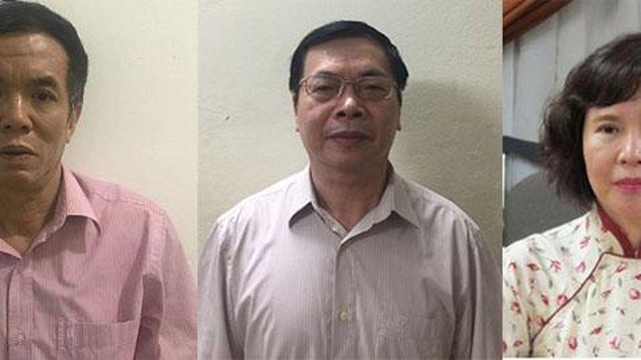 'Nóng' tuần qua: Khởi tố cựu Bộ trưởng Bộ Công Thương Vũ Huy Hoàng