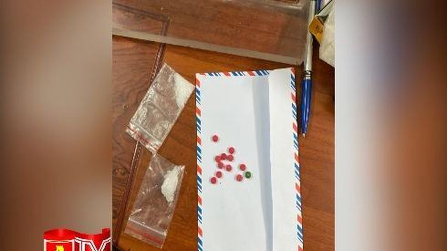 Cảnh sát cơ động tuần tra bắt giữ đối tượng tàng trữ trái phép chất ma túy