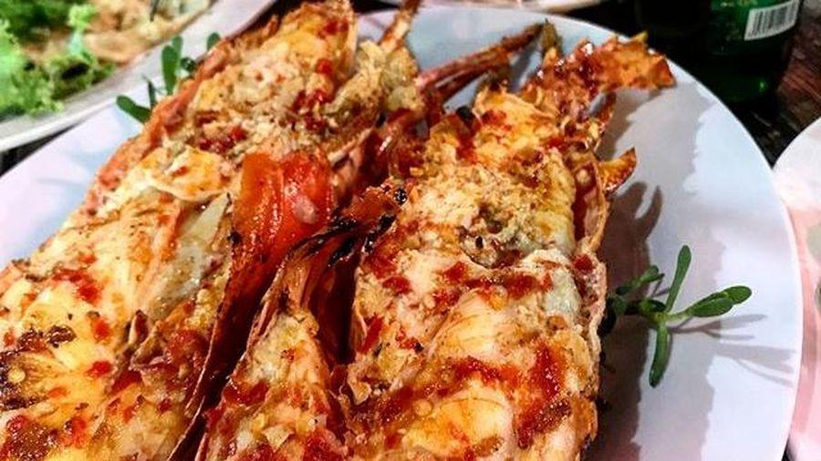 5 quán hải sản hút giới sành ăn ở Bình Thuận