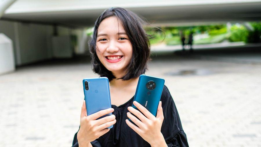 Samsung A11 và Nokia 5.3 đối đầu ở phân khúc dưới 4 triệu đồng