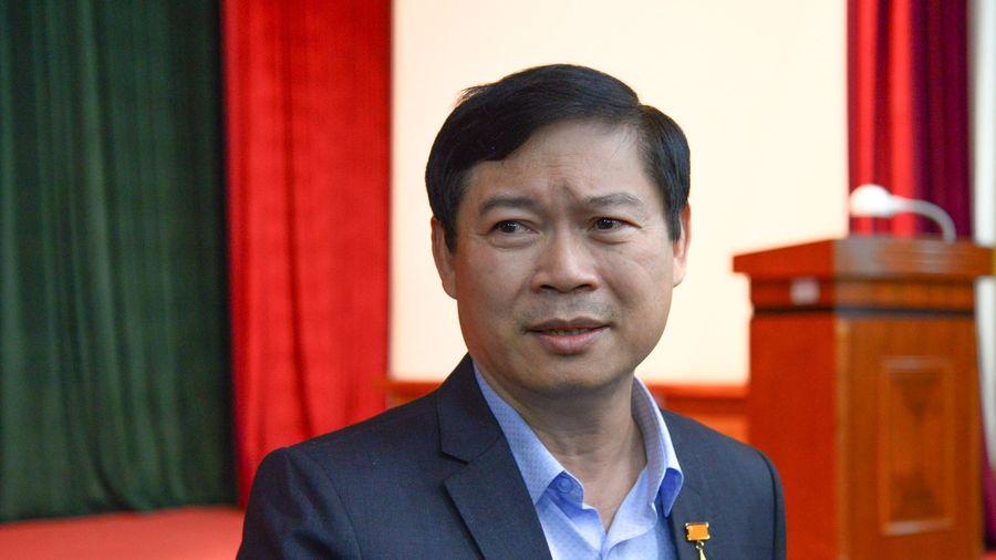 Thành ủy chưa nắm việc cán bộ UBND Hà Nội bị khám xét