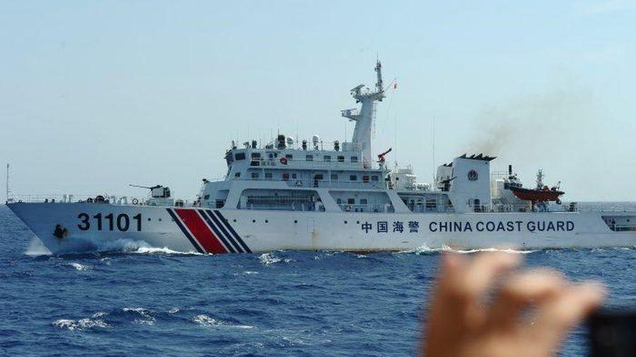 Mỹ để ngỏ khả năng trừng phạt Trung Quốc vì tình hình Biển Đông