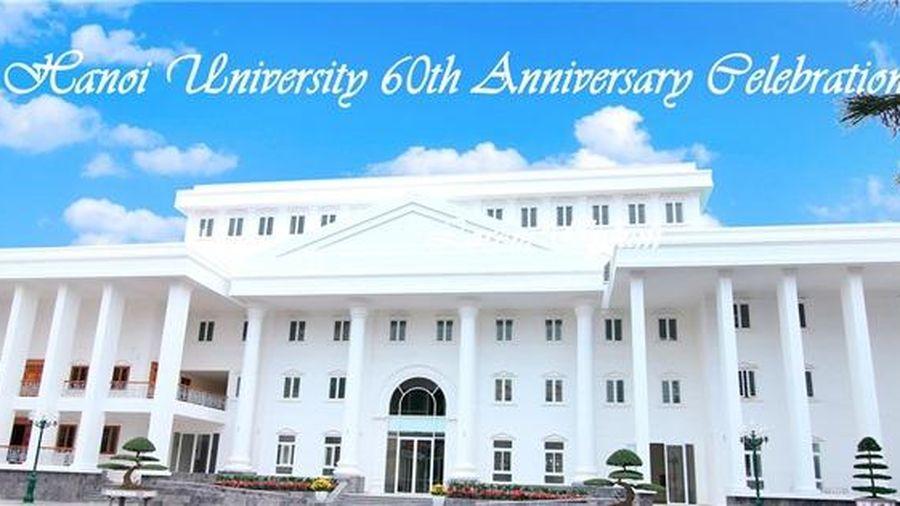 Trường Đại học Hà Nội tuyển mới 26 giảng viên