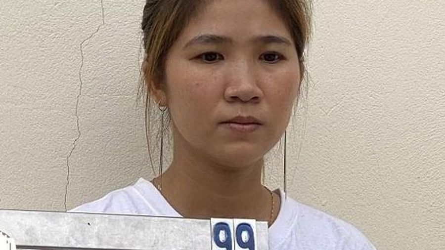 'Nữ quái' trốn nã ở Bình Dương bị bắt giữ tại vùng biên Cao Bằng