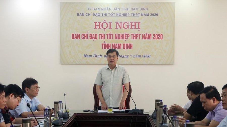 Nam Định có hơn 18 nghìn thí sinh dự thi tốt nghiệp PTTH
