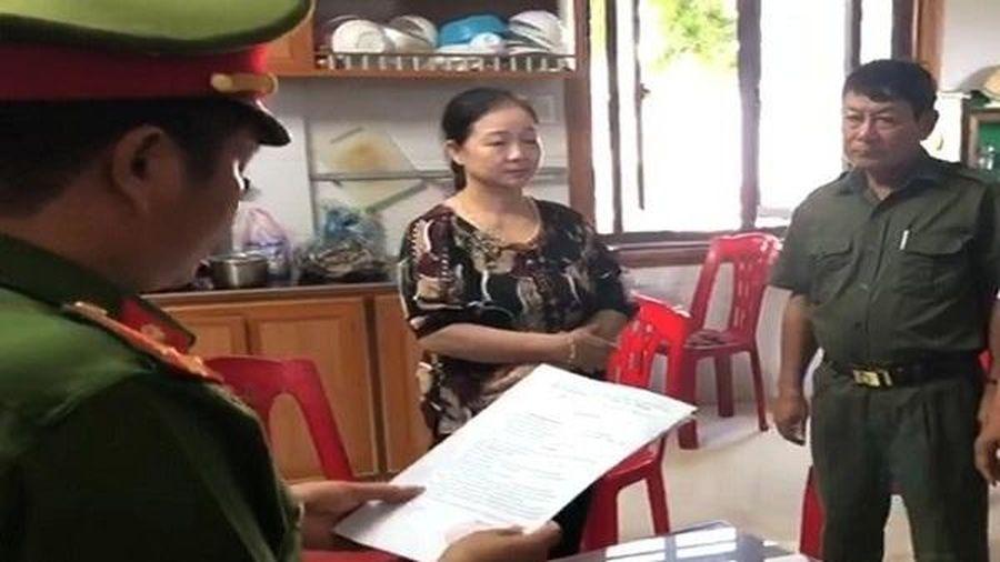 Khởi tố nữ giám đốc buôn lậu gạo mùa dịch Covid-19