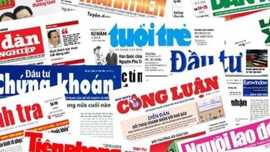 Khẩn trương triển khai quy hoạch các cơ quan báo chí