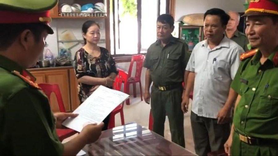 Nữ giám đốc buôn lậu hơn 14 tấn gạo trong đợt dịch Covid-19 bị khởi tố