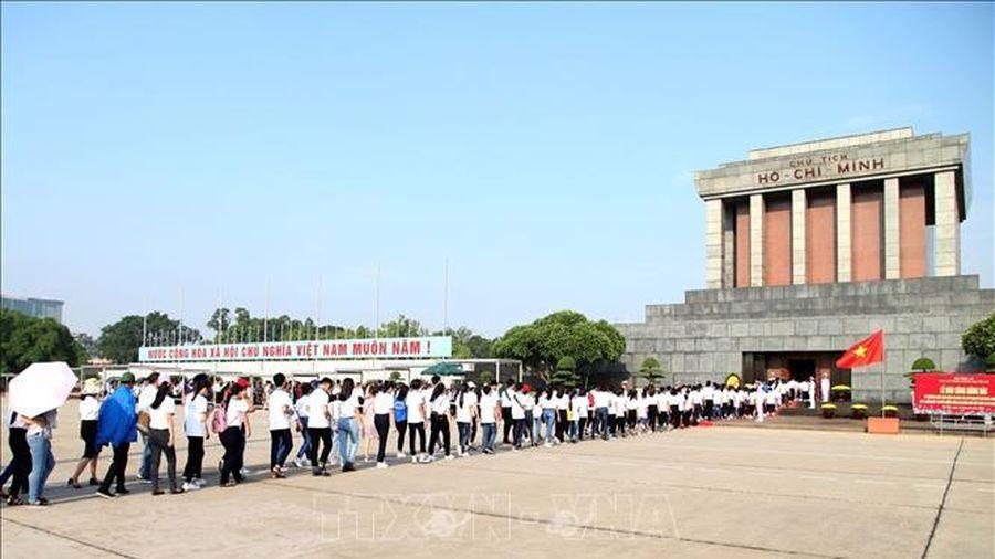 Thiếu tướng Bùi Hải Sơn làm Quyền Trưởng ban Ban Quản lý Lăng Chủ tịch Hồ Chí Minh