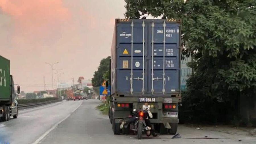 Tai nạn giao thông liên tiếp trên Quốc lộ 5
