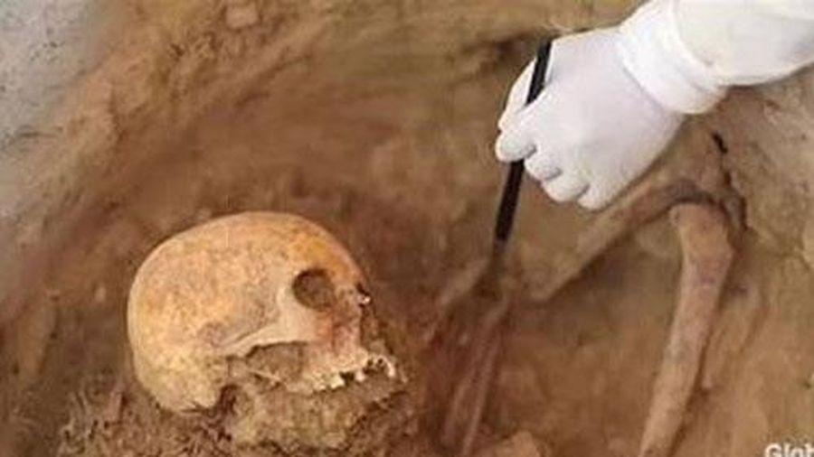 Khám phá 2 hầm mộ cổ còn nguyên vẹn ở miền Nam Hy Lạp