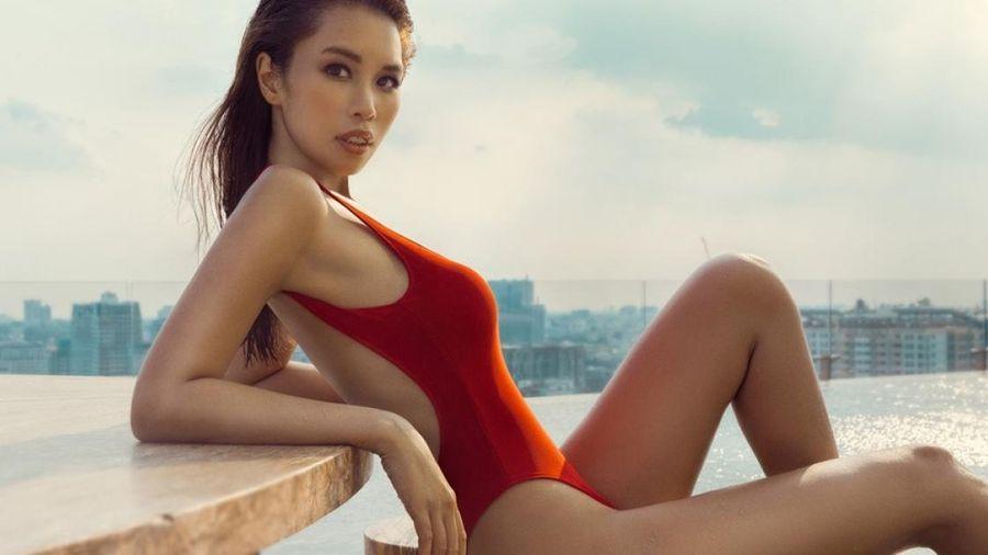Siêu mẫu Hà Anh: 'Bán dâm đắt hay rẻ thì cũng vẫn là bán dâm!'