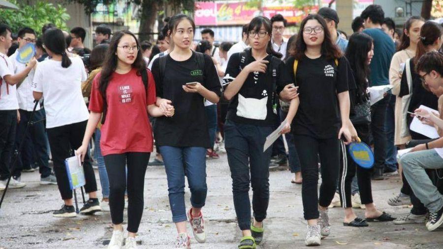Thi lớp 10 ở Hà Nội: Thí sinh tiếp tục rà soát thông tin cá nhân đến 16/7