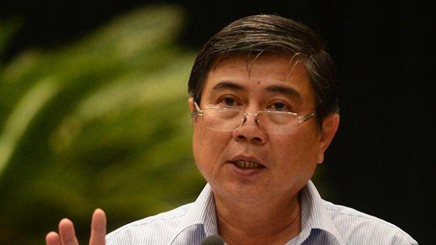 TP.HCM điều chỉnh công việc thế nào sau khi ông Trần Vĩnh Tuyến bị khởi tố?