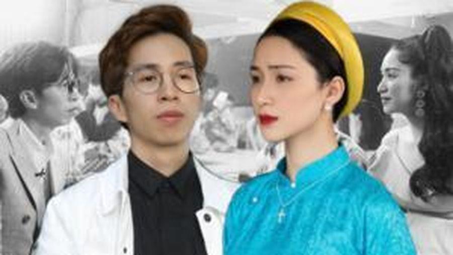 Hòa Minzy công khai hỏi thẳng mặt ViruSs: 'Anh chê em hát yếu như nào?'