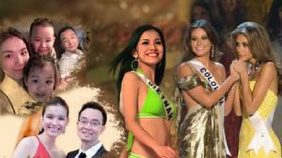 Hôm nay tròn 12 năm Miss Universe 2008 tại Việt Nam: Thùy Lâm lọt Top 15 huy hoàng lịch sử nhan sắc
