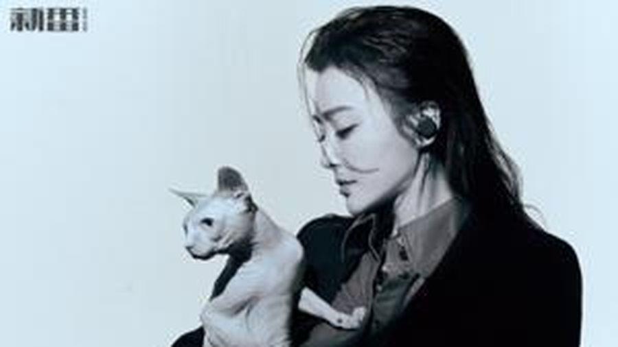 Bị nói sinh con là nghĩa vụ của phụ nữ, Tần Lam thẳng thắn trả lời: 'Tử cung là của tôi...'
