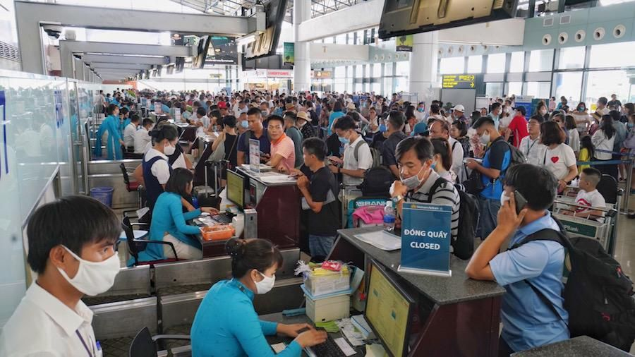 Tối ưu hóa hoạt động điều hành bay để giảm ùn tắc