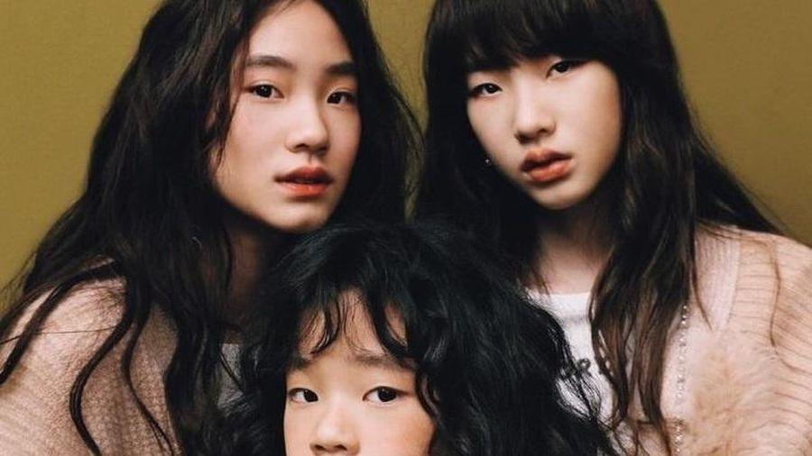 Ba ái nữ của MC hàng đầu xứ Đài Tiểu S trổ mã xinh đẹp