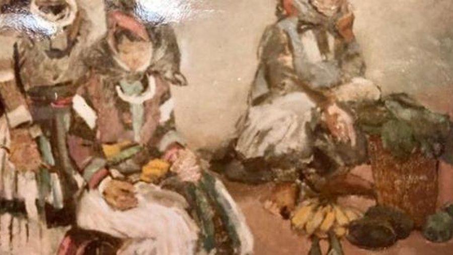 Sắp trưng bày 70 tác phẩm của cố họa sĩ Bình Đen