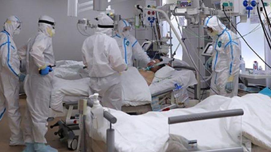 Covid-19: Nga ghi nhận hơn 530.000 người hồi phục