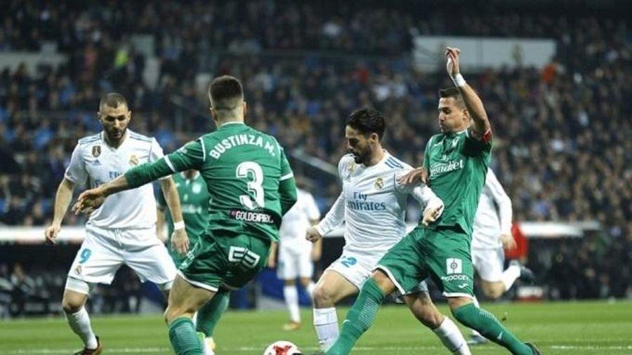 Lịch thi đấu vòng 38 La Liga