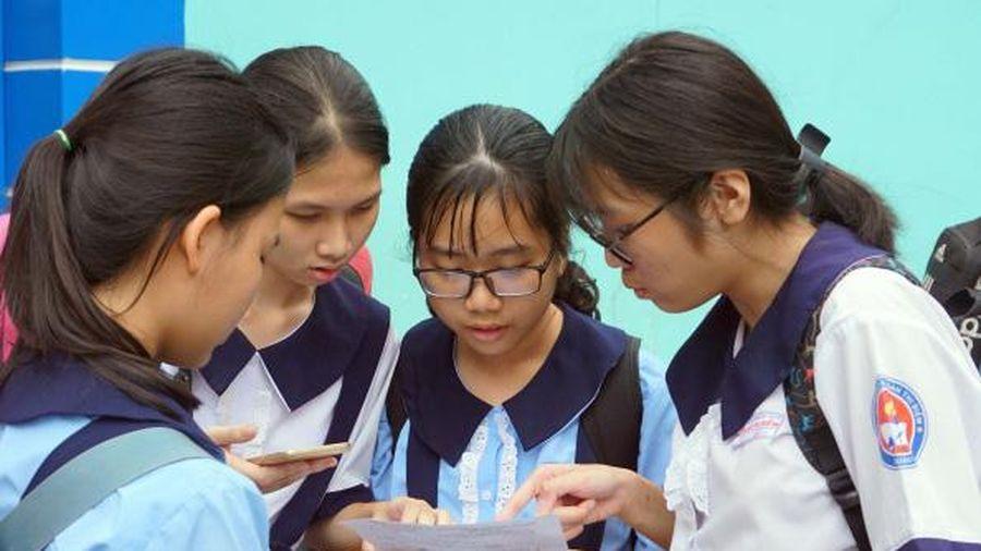 Nhận định chi tiết đề thi tiếng Anh tuyển sinh lớp 10 TP Hồ Chí Minh: Đề thi nhẹ nhàng, vừa sức với học sinh