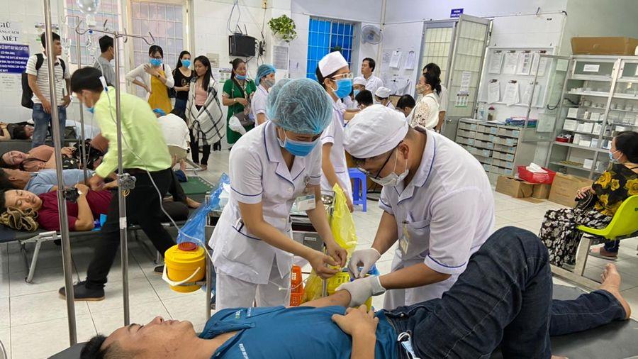 Còn 27 bệnh nhân đang được điều trị