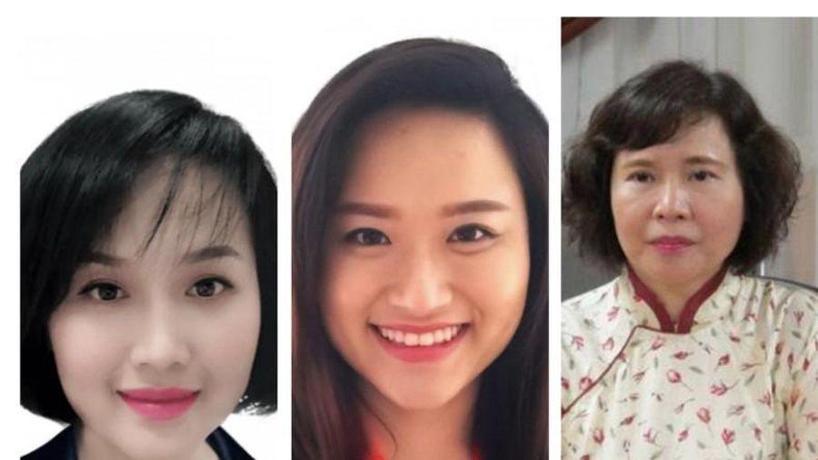 Tài sản em ruột và 2 cô con gái xinh đẹp của bà Hồ Thị Kim Thoa ở Điện Quang lớn thế nào?