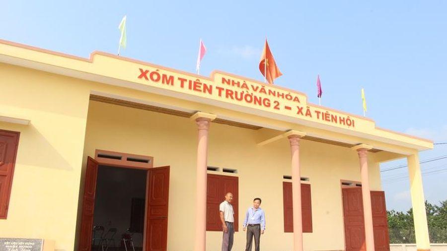 Thái Nguyên: Tích cực triển khai xây dựng xã Nông thôn mới kiểu mẫu