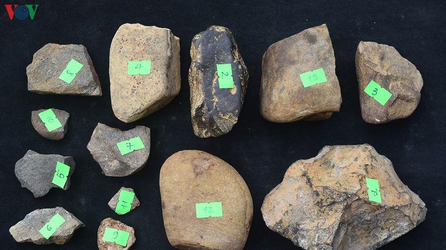 Tiếp tục phát hiện dấu tích người tiền sử tại Vườn Quốc gia Ba Bể