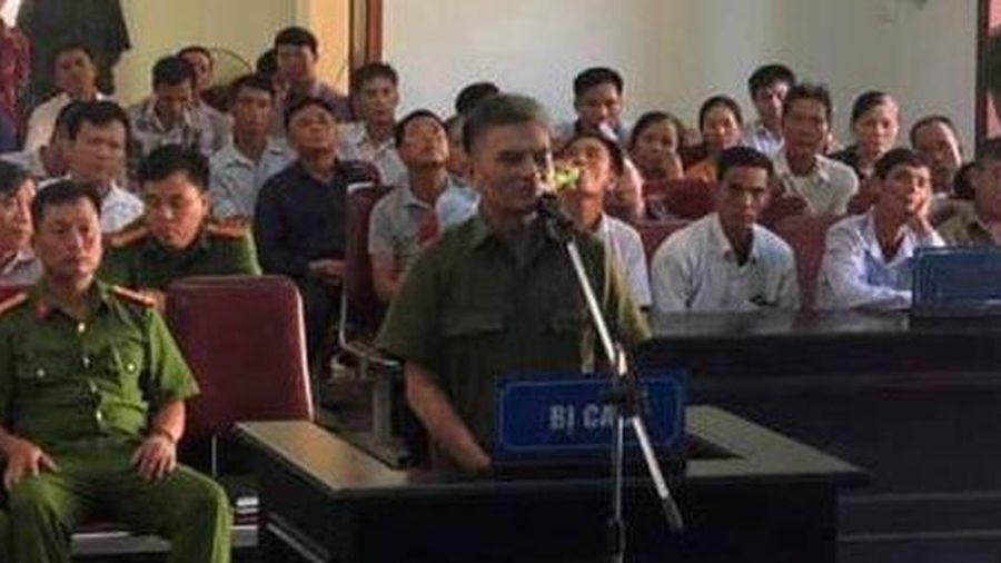 Nghệ An: Lãnh 7 năm 6 tháng tù, đền bù hơn 2 tỷ đồng vì đốt rừng