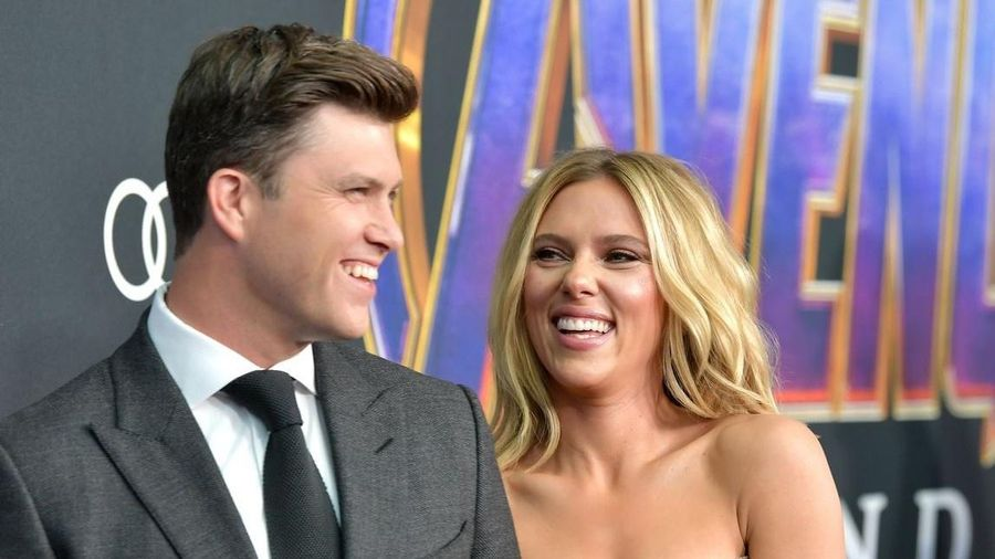 Hôn phu khen Scarlett Johansson là người 'tinh tế đến đáng sợ'