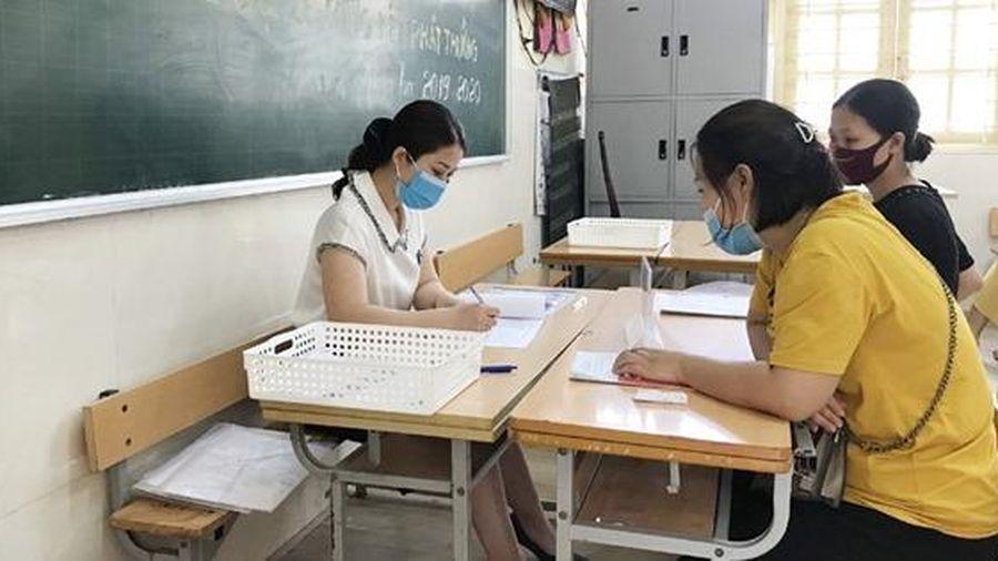 Hơn 700 trường tiểu học Hà Nội tổ chức tuyển sinh lớp 1 trực tuyến