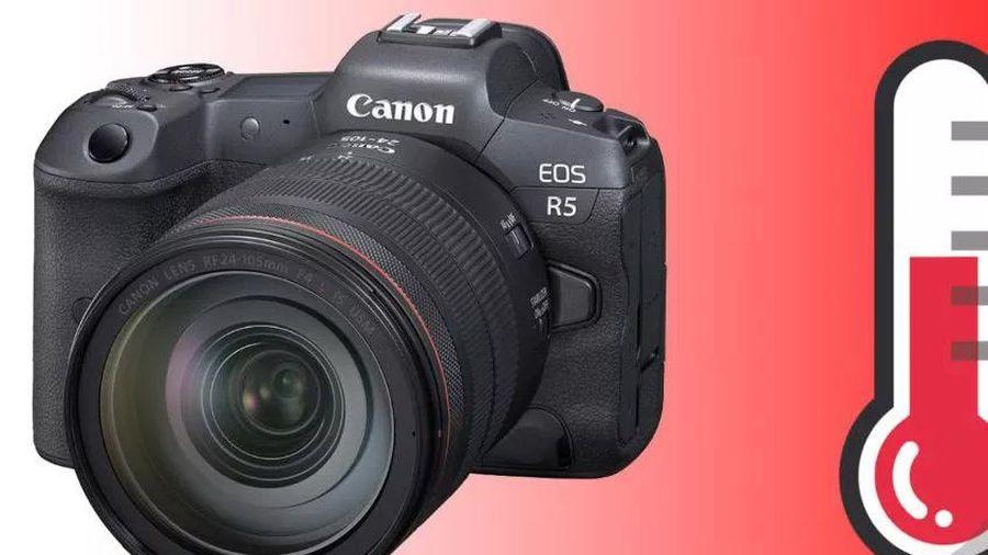 Canon lùi ngày bán EOS R5 vì những lo ngại về quá nhiệt