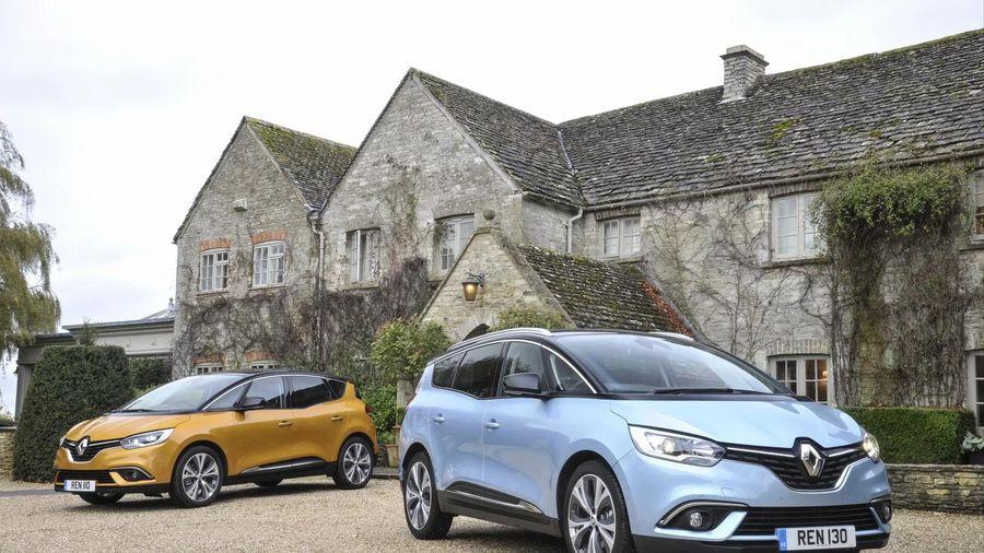Renault công bố khoản lỗ kinh hoàng trong nửa đầu 2020