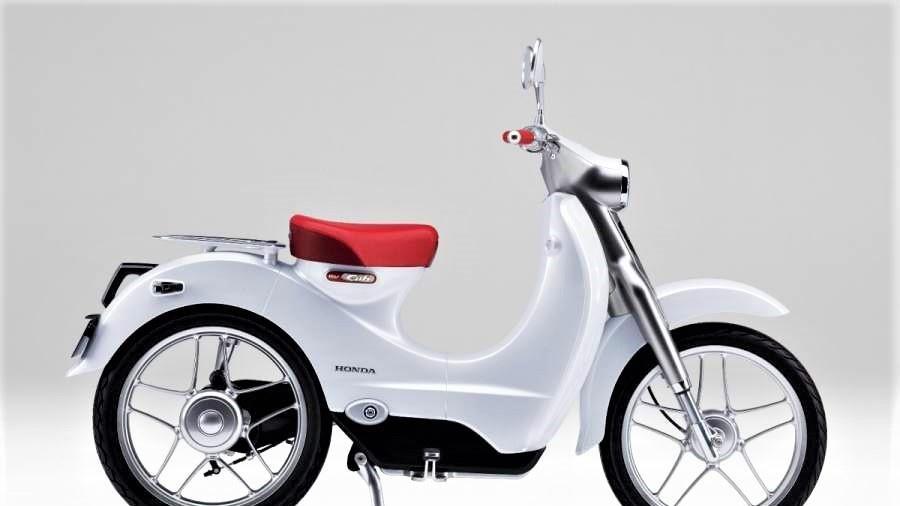 Honda Super Cub sắp có phiên bản chạy điện